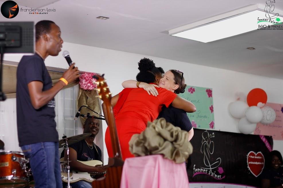 Femmesàaimer-detenue Haiti